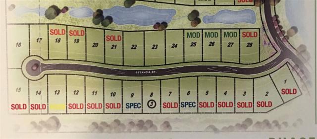 Lot 22 Block 3 Estancia Addition, Wichita, KS 67205 (MLS #558081) :: Better Homes and Gardens Real Estate Alliance