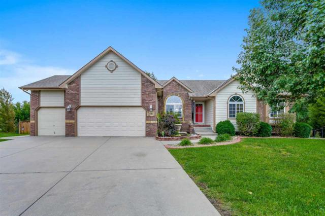 724 N Westchester Pl, Andover, KS 67002 (MLS #558086) :: On The Move