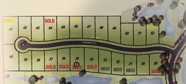 Lot 40 Block 3 Estancia Addition, Wichita, KS 67205 (MLS #558089) :: Better Homes and Gardens Real Estate Alliance
