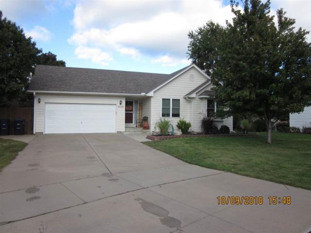 1720 E Payton Circle, El Dorado, KS 67042 (MLS #558091) :: Select Homes - Team Real Estate