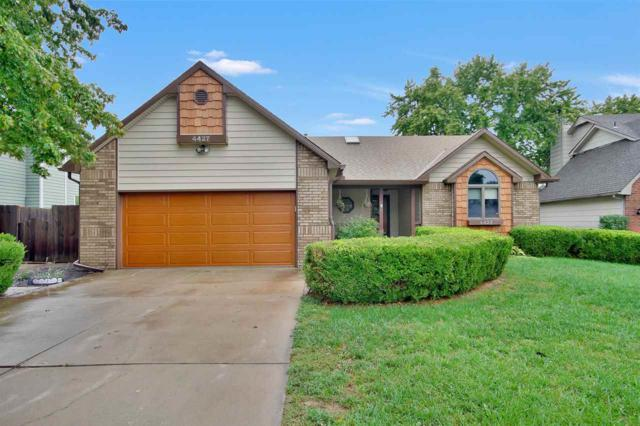 4427 N Edgemoor Ct, Bel Aire, KS 67220 (MLS #558104) :: Wichita Real Estate Connection