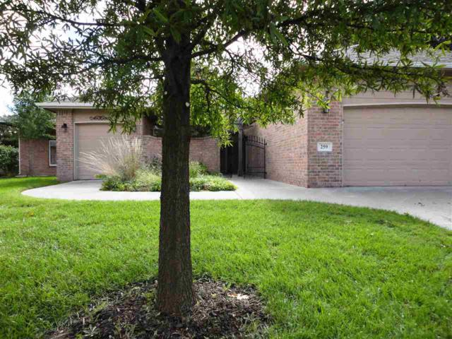 259 S Byron Ct, Wichita, KS 67209 (MLS #558106) :: Better Homes and Gardens Real Estate Alliance