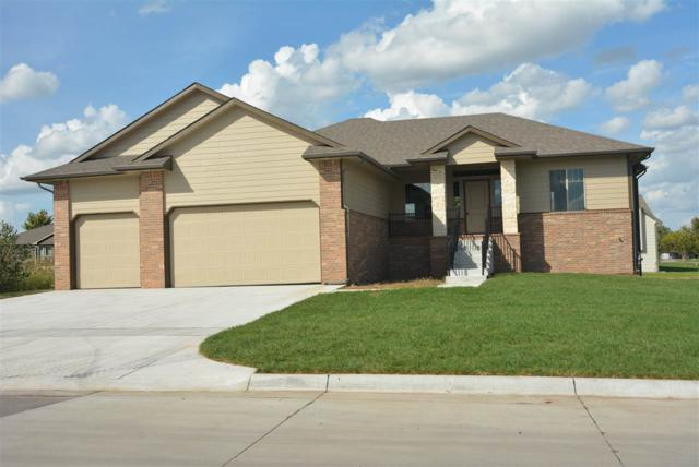 3301 S Blue Lake Ct, Wichita, KS 67215 (MLS #558122) :: Select Homes - Team Real Estate