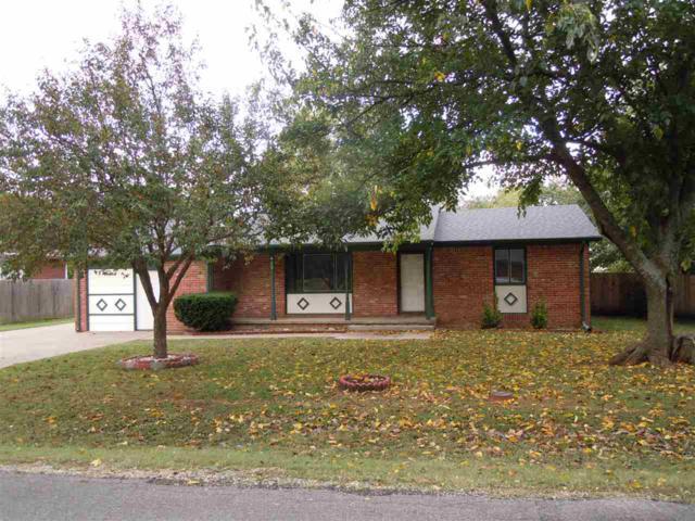 421 S Taylor St, Douglass, KS 67039 (MLS #558133) :: Select Homes - Team Real Estate