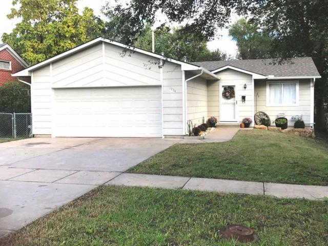1234 Osage St, Augusta, KS 67010 (MLS #558136) :: On The Move