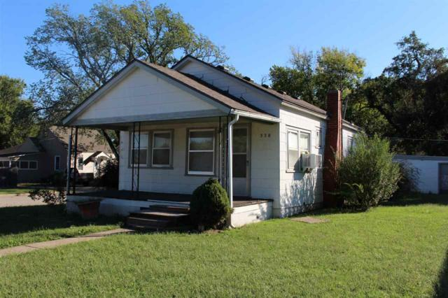 528 N High St, El Dorado, KS 67042 (MLS #558145) :: Select Homes - Team Real Estate