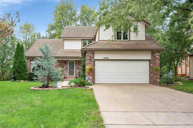 14309 E Spring Creek Dr., Wichita, KS 67230 (MLS #558163) :: Select Homes - Team Real Estate