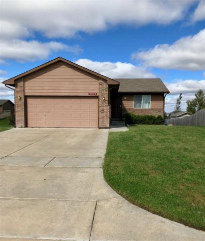 2508 E Casey Dr, Goddard, KS 67052 (MLS #558190) :: Wichita Real Estate Connection