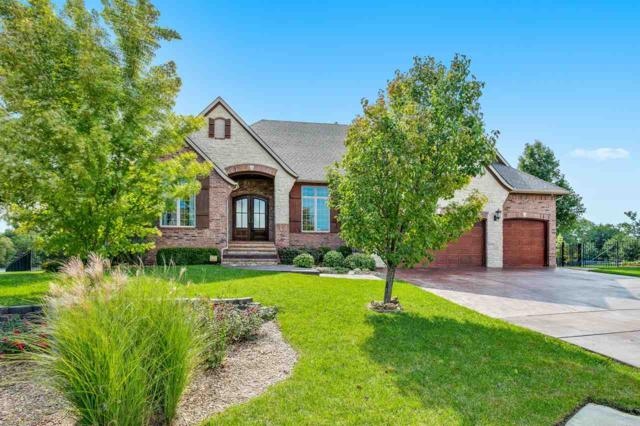 705 N Deerfield Ct, Andover, KS 67002 (MLS #558205) :: On The Move