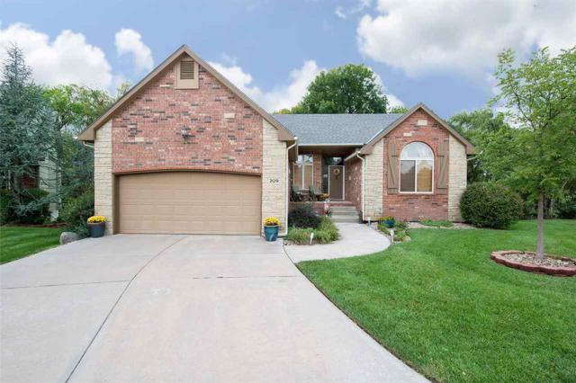 209 S Bordeulac St, Wichita, KS 67230 (MLS #558206) :: Select Homes - Team Real Estate