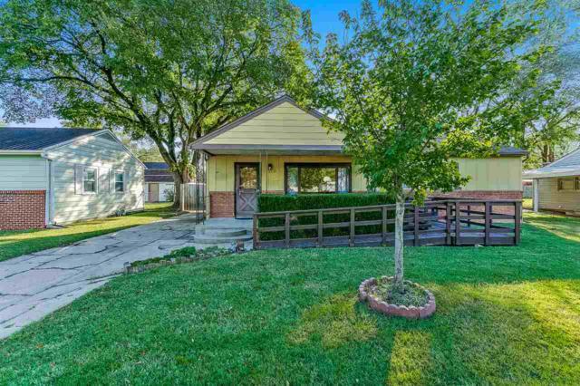 6320 N Jacksonville Dr, Park City, KS 67219 (MLS #558215) :: Better Homes and Gardens Real Estate Alliance