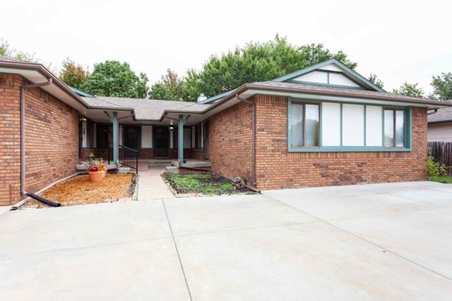 1538 N Evergreen Ln Apt 2, Wichita, KS 67212 (MLS #558236) :: Wichita Real Estate Connection