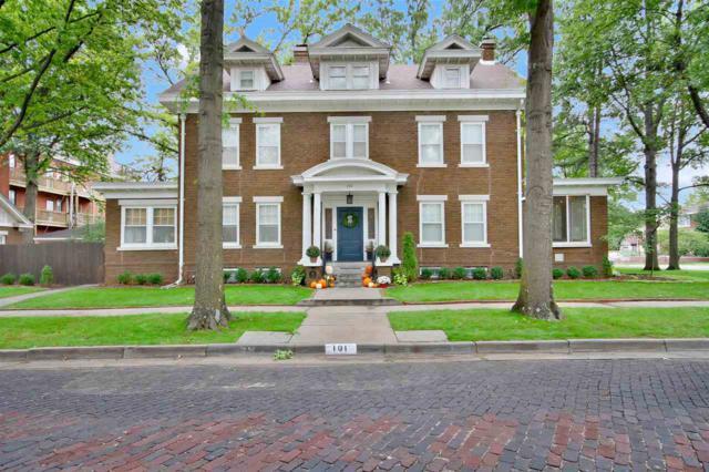 101 S Belmont, Wichita, KS 67218 (MLS #558237) :: Wichita Real Estate Connection