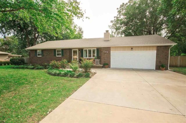 335 E Rosewood, Rose Hill, KS 67133 (MLS #558244) :: On The Move