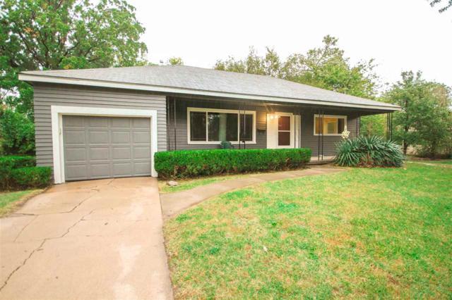 5026 E Blake St, Wichita, KS 67218 (MLS #558246) :: Better Homes and Gardens Real Estate Alliance
