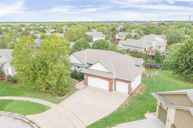 1724 E Pine Grove Ct, Derby, KS 67037 (MLS #558248) :: Better Homes and Gardens Real Estate Alliance