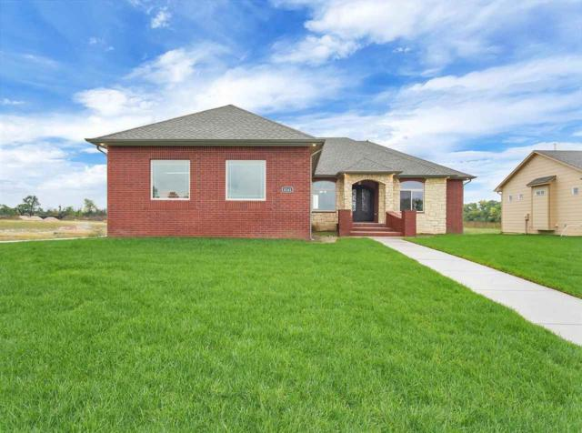 8241 E Saw Mill Ct, Wichita, KS 67226 (MLS #558249) :: On The Move