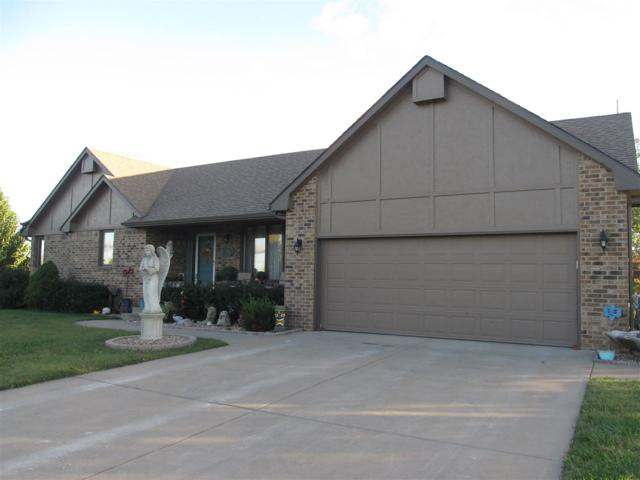 11229 SW 104 Terrace, Augusta, KS 67010 (MLS #558259) :: On The Move