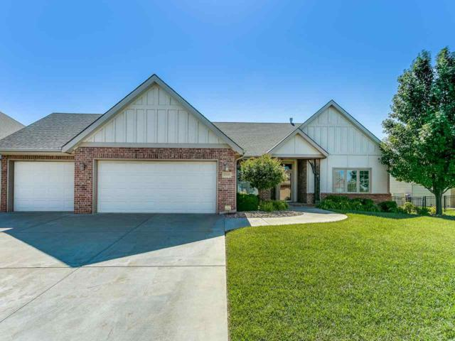 2418 Sawgrass Ct, Derby, KS 67037 (MLS #558260) :: Better Homes and Gardens Real Estate Alliance