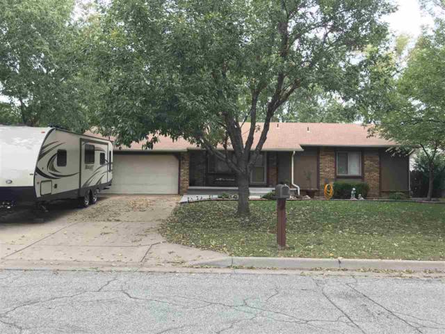 11322 W Jennie St, Wichita, KS 67212 (MLS #558275) :: Select Homes - Team Real Estate