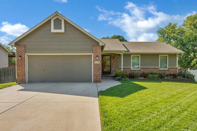 1119 N Ridgecrest Rd, Derby, KS 67037 (MLS #558294) :: Better Homes and Gardens Real Estate Alliance