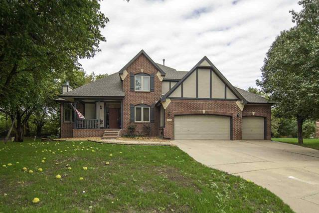 11600 E Killarney Cir, Wichita, KS 67206 (MLS #558296) :: Select Homes - Team Real Estate