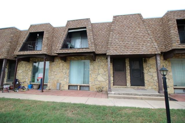 1035 N Mclean #302, Wichita, KS 67203 (MLS #558312) :: On The Move