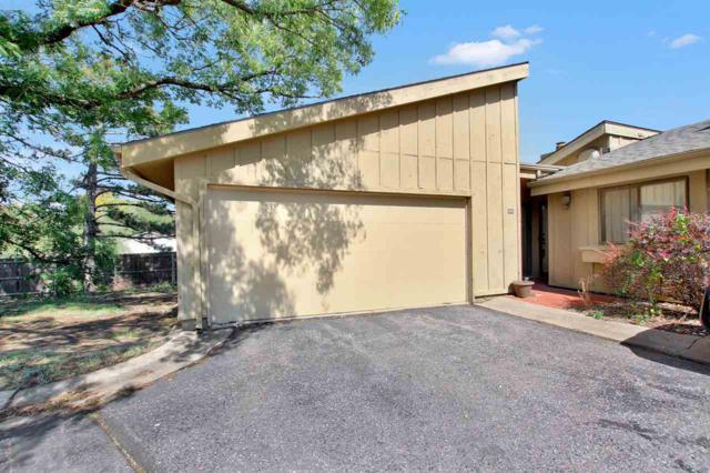 8201 E Harry St, Unit 201, Wichita, KS 67207 (MLS #558317) :: Better Homes and Gardens Real Estate Alliance