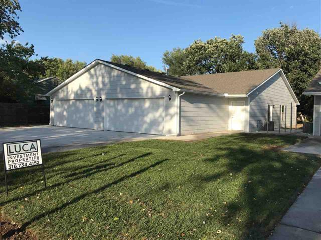 756 N Mt Carmel, Wichita, KS 67203 (MLS #558334) :: Wichita Real Estate Connection