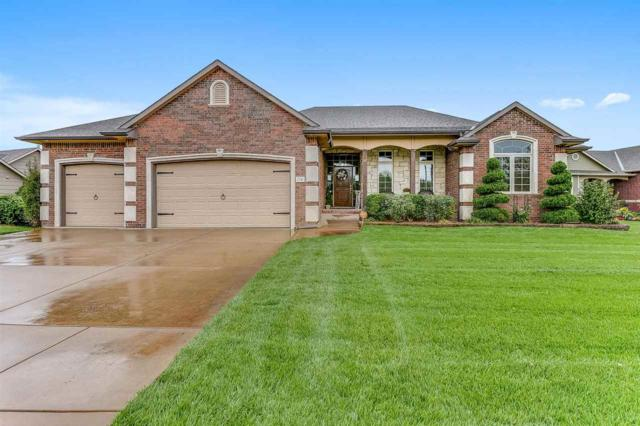 154 E Timber Creek Ct, Haysville, KS 67060 (MLS #558350) :: Better Homes and Gardens Real Estate Alliance