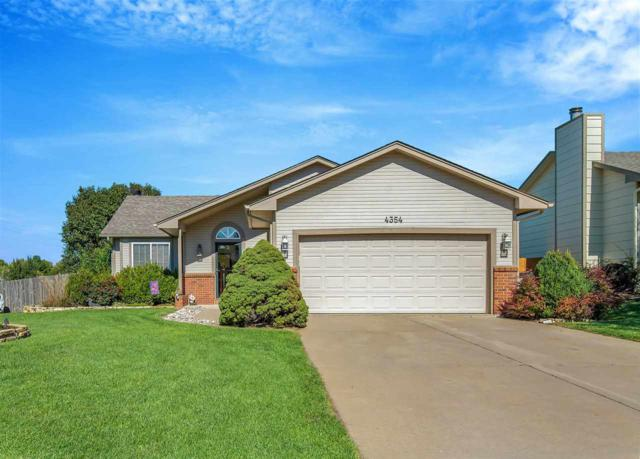 4354 N Woodlawn Ct, Bel Aire, KS 67220 (MLS #558354) :: Wichita Real Estate Connection