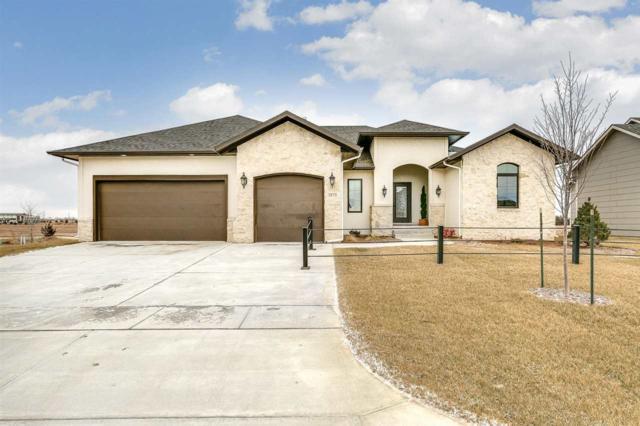 3875 N Estancia Court, Wichita, KS 67205 (MLS #558366) :: Better Homes and Gardens Real Estate Alliance