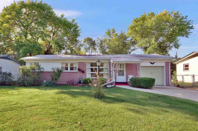 211 E Meadowlark, Derby, KS 67037 (MLS #558371) :: Better Homes and Gardens Real Estate Alliance