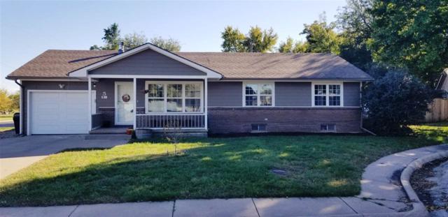 5 Sunrise Ct, Hesston, KS 67062 (MLS #558379) :: Select Homes - Team Real Estate