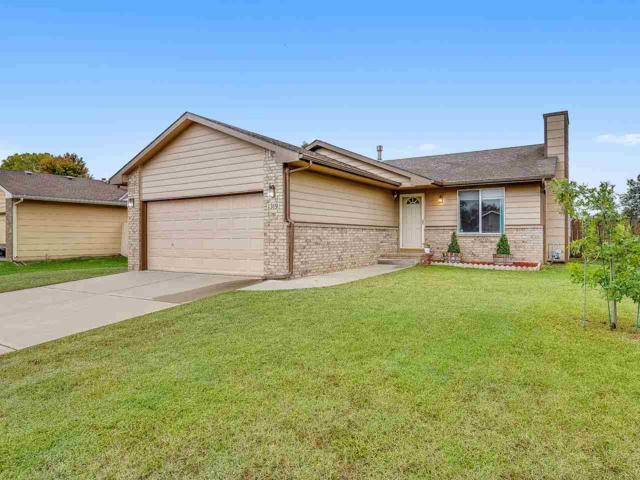 1319 E South Brooke, Haysville, KS 67060 (MLS #558381) :: Better Homes and Gardens Real Estate Alliance
