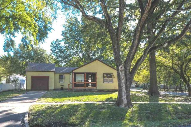 516 S Central Ave, Mulvane, KS 67110 (MLS #558384) :: Select Homes - Team Real Estate