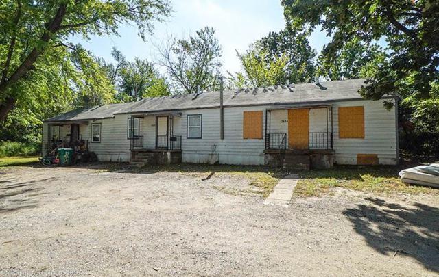 2630 S Fees St, Wichita, KS 67210 (MLS #558396) :: Better Homes and Gardens Real Estate Alliance