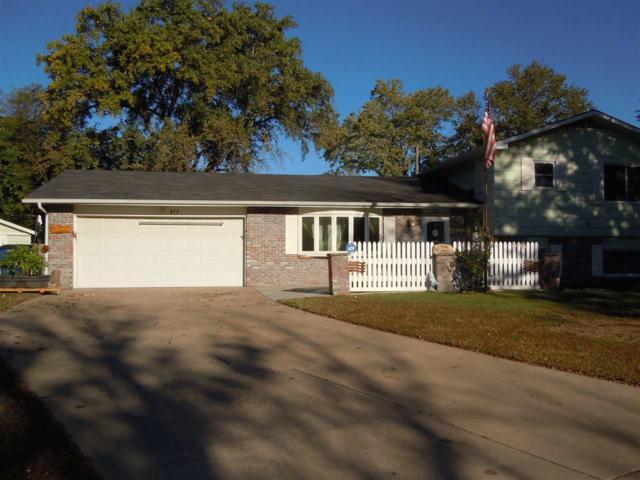 612 Michael Rd, Newton, KS 67114 (MLS #558405) :: Wichita Real Estate Connection