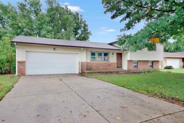 1622 N Main St, Rose Hill, KS 67133 (MLS #558410) :: Wichita Real Estate Connection