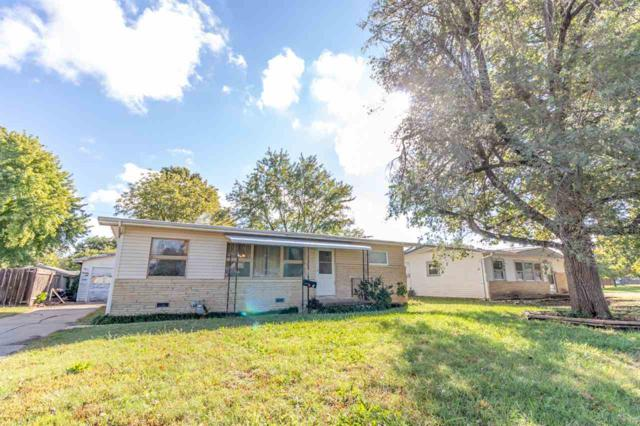108 N Burns Ave, Valley Center, KS 67147 (MLS #558413) :: Wichita Real Estate Connection