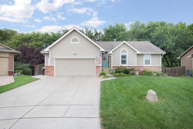 807 Carriage Ct, Maize, KS 67101 (MLS #558414) :: Better Homes and Gardens Real Estate Alliance