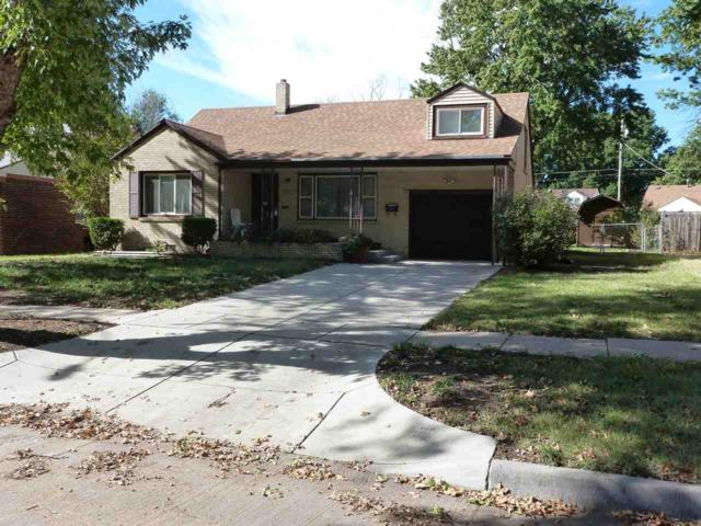 643 Lexington Rd, Wichita, KS 67218 (MLS #558416) :: Select Homes - Team Real Estate
