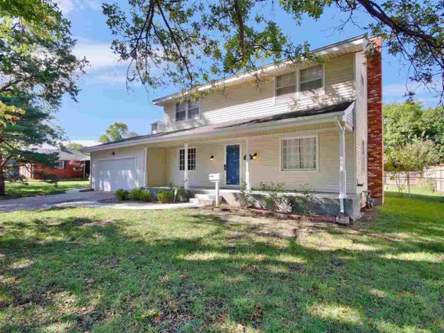 6702 E 14th St N., Wichita, KS 67206 (MLS #558423) :: Better Homes and Gardens Real Estate Alliance