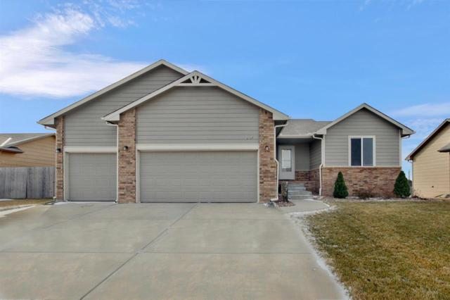 1913 E Aster St, Andover, KS 67002 (MLS #558424) :: Select Homes - Team Real Estate