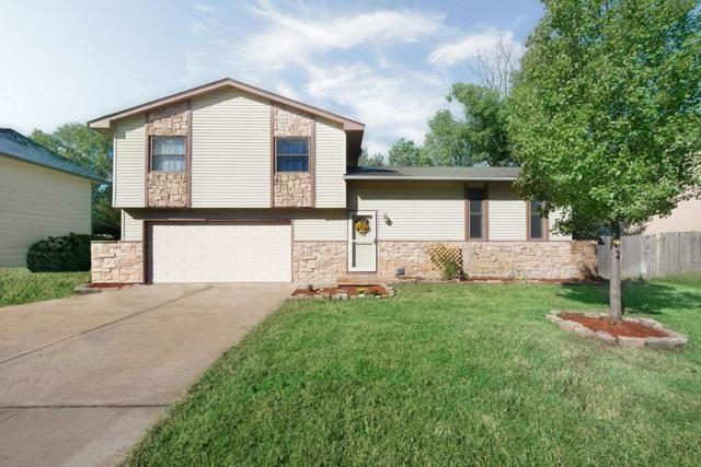 4813 S Elizabeth Cir, Wichita, KS 67217 (MLS #558426) :: Better Homes and Gardens Real Estate Alliance