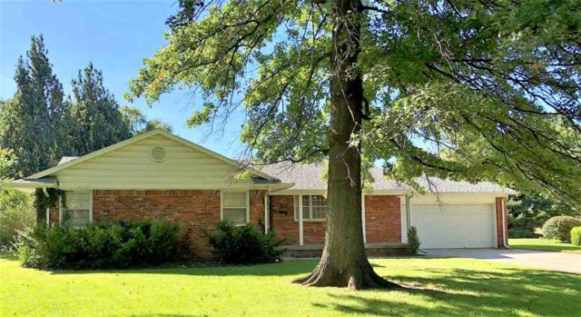 1266 N Wood, Wichita, KS 67212 (MLS #558433) :: Better Homes and Gardens Real Estate Alliance