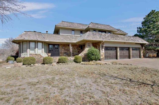 2812 W Timbercreek Cir, Wichita, KS 67204 (MLS #558437) :: Better Homes and Gardens Real Estate Alliance