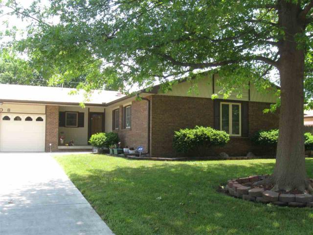1508 N Morgantown, Wichita, KS 67212 (MLS #558439) :: Select Homes - Team Real Estate