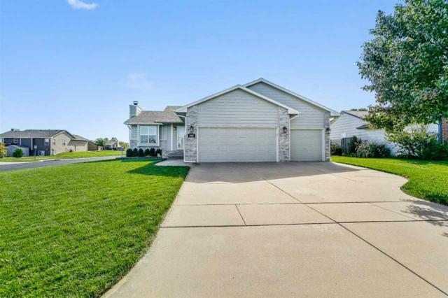 1805 E Springfield, Goddard, KS 67052 (MLS #558442) :: Select Homes - Team Real Estate