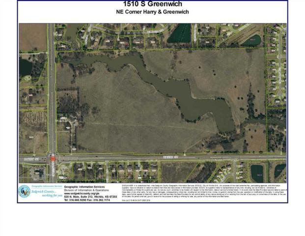 1510 S Greenwich Ne Corner Harry, Wichita, KS 67207 (MLS #558469) :: On The Move